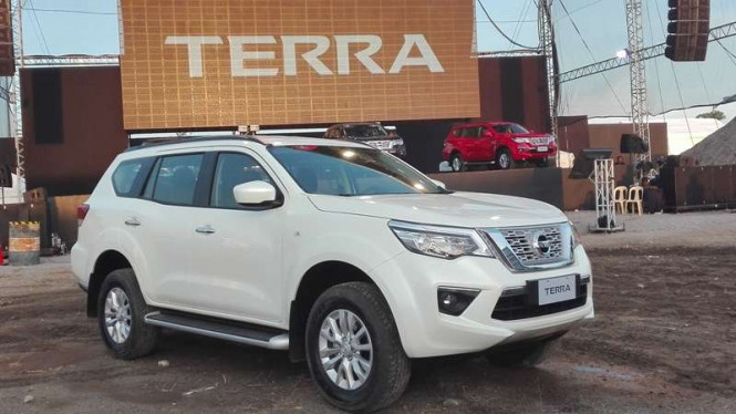 Nissan New Terra