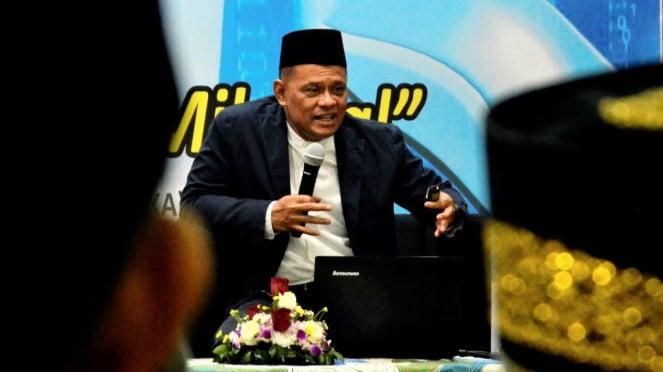 Mantan Panglima TNI Jenderal Gatot Nurmantyo.