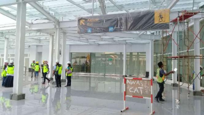Pembangunan Bandara baru Internasional Ahmad Yani Semarang, Jawa Tengah