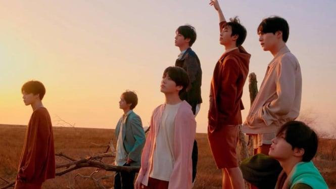 Boyband Korea Selatan, BTS.