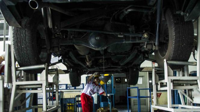 Di Masa Depan, Mekanik Bengkel Tak Lagi Berlumuran Oli