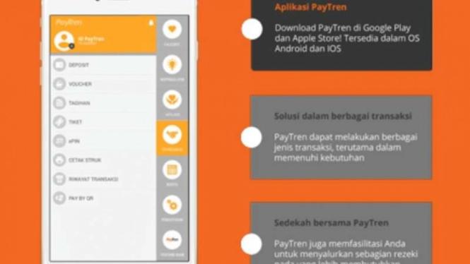 Aplikasi Paytren.