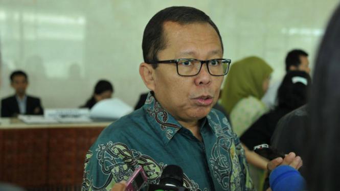 Sekjen PPP sekaligus Anggota Komisi III DPR RI Arsul Sani