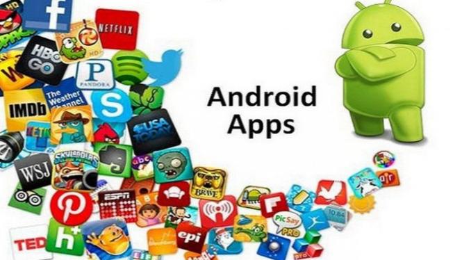 Aplikasi Android.
