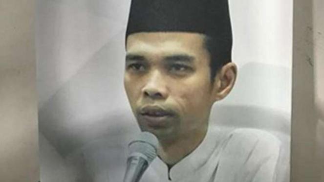 Ustaz Abdul Somad, ijtima ulama meminta UAS menjadi cawapres Prabowo.