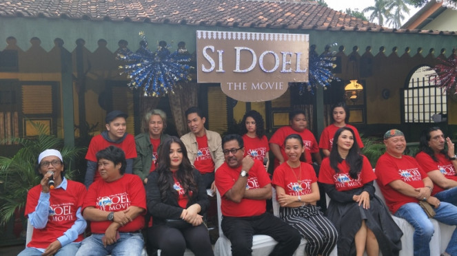 Si Doel Anak Sekolahan The Movie