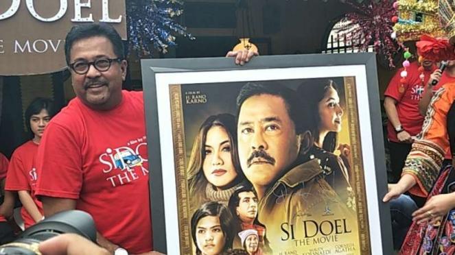 Rano Karno untuk Film Si Doel The Movie