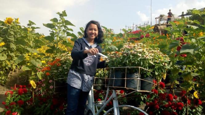 Resoinangun Garden di Yogyakarta