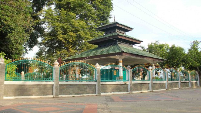Komplek Makam Malikussaleh dan Makam Malik Azh Zhahir Samudra Pasai