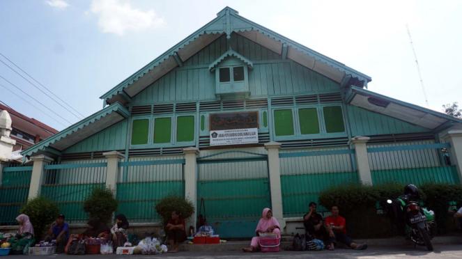 Bangunan Mambaul Ulum