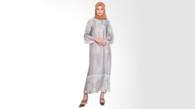 Clara Dress dari designer ternama tanah air Ria Miranda