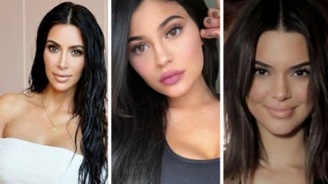 Keluarga Kardashian.