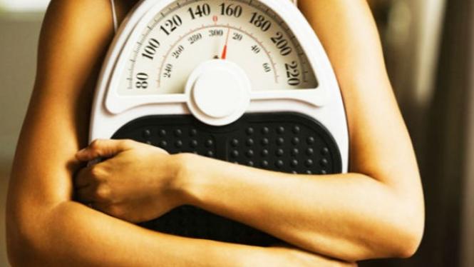 Turunkan berat badan.