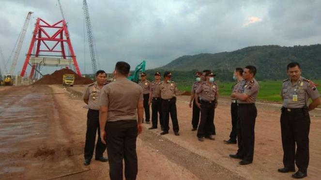 Jembatan Plengkung Pertama di Indonesia Bisa Dilalui Pemudik