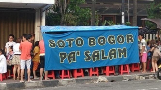 Jajanan Bogor.