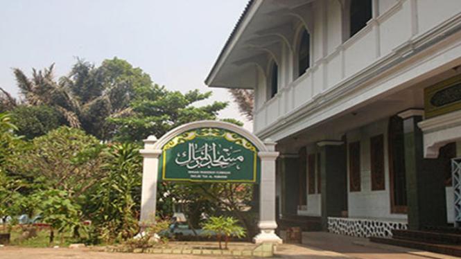 Masjid Al-Mubarok, Kuningan.