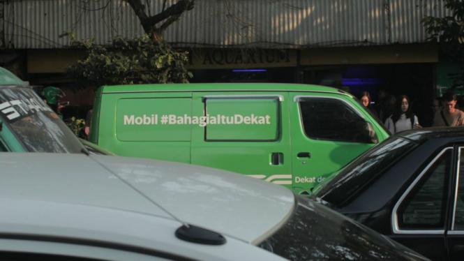Mobil Grab