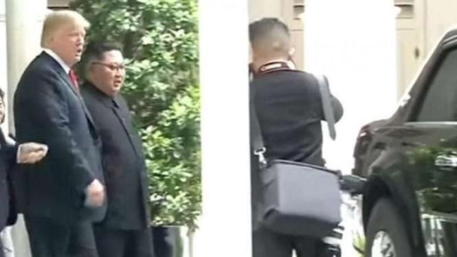Akhir Februari Tahun Ini, Donald Trump Dan Kim Jong-un Sepakat Bertemu