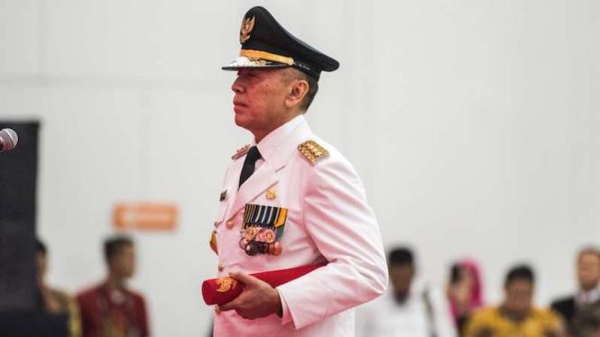 Komjen Polisi M. Iriawan jadi Pjs Gubernur Jawa Barat, 17 Juni 2018.