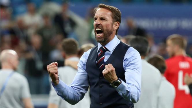 Manajer Inggris, Gareth Southgate
