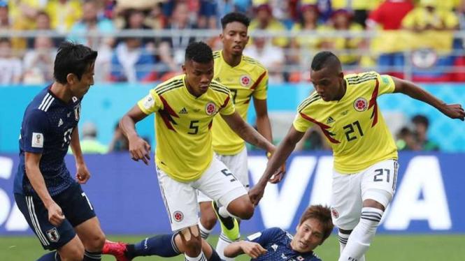 Kalah Dari Jepang Ini Alasan Pelatih Kolombia