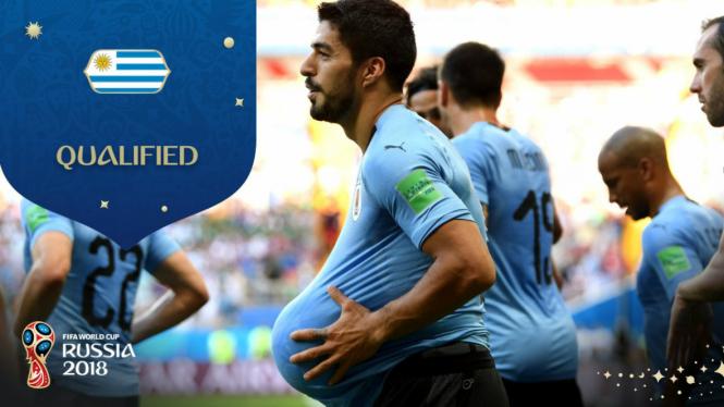 Bomber Timnas Uruguay, Luis Suarez