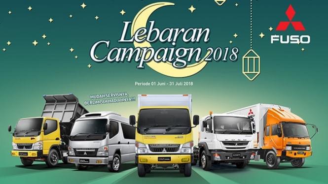 Kampanye Lebaran Mitsubishi Fuso 2018