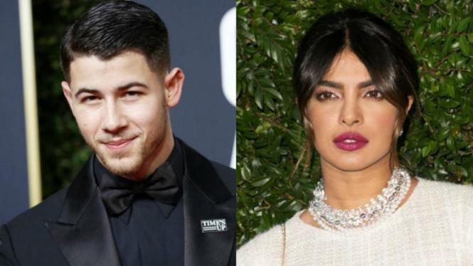 Beda Usia 11 Tahun Ini Awal Kisah Cinta Nick Jonas Priyanka Chopra