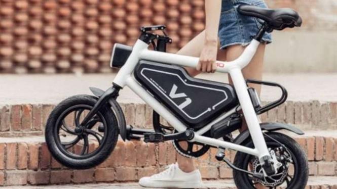 Sepeda listrik Xiaomi