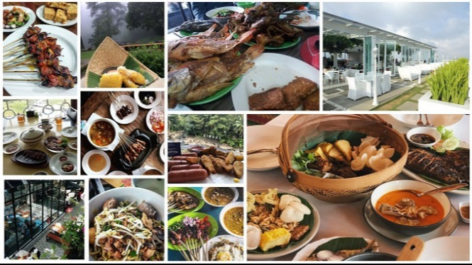 11 Tempat Kuliner Paling Enak Di Puncak Bogor Viva