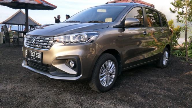 Al New Suzuki Ertiga