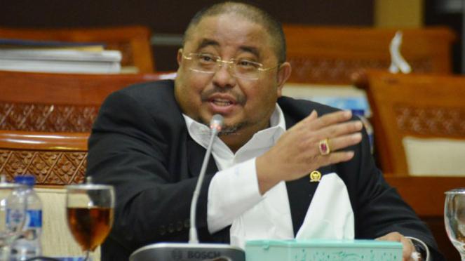 Anggota Majelis Syuro PKS sekaligus Anggota Komisi III DPR RI Aboe Bakar Alhabsyi