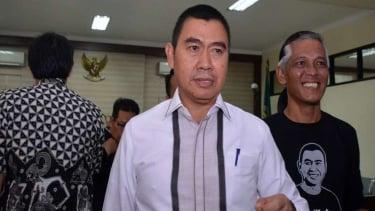 Terdakwa Wali Kota nonaktif Malang nonaktif Mochamad Anton
