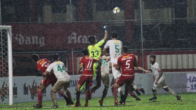 Persija vs Persebaya di Liga 1