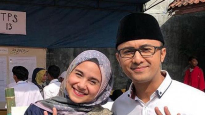 Hengky Kurniawan dan Sonya Fatmala.