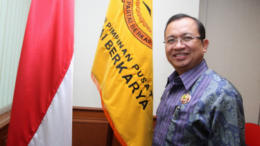 Sekjen Partai Berkarya Priyo Budi Santoso