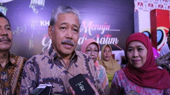 Anggota Dewan Pertimbangan DPP Partai Nasdem, Hayono Isman