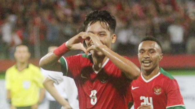 Timnas U-19 vs Laos