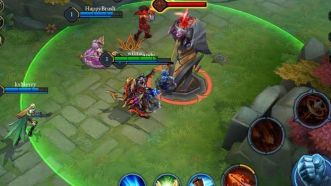 Game online Arena of Valor (AoV).