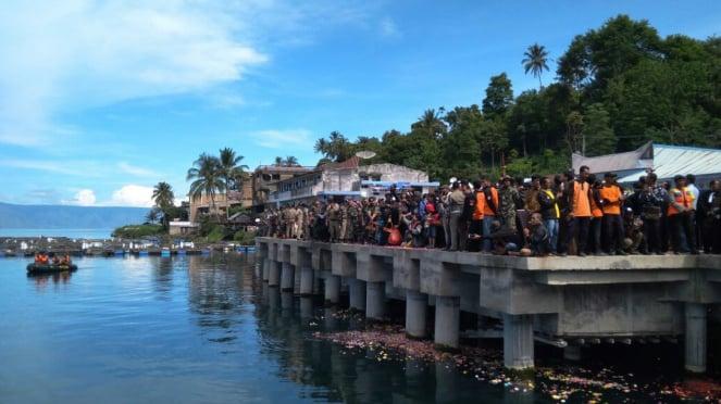 Pencarian korban KM Sinar Bangun resmi dihentikan