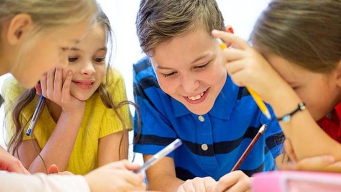 450+ Gambar Motivasi Anak Sekolah HD