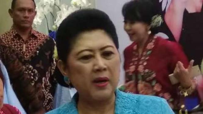 Kondisi Terbaru Ani Yudhoyono Berobat Kanker Darah Di Singapura