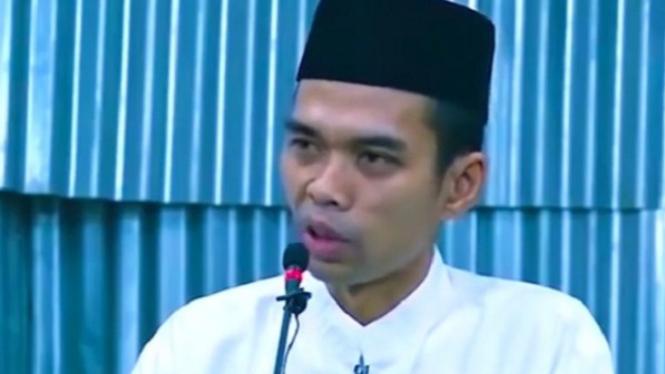 Uztad Abdul Somad.