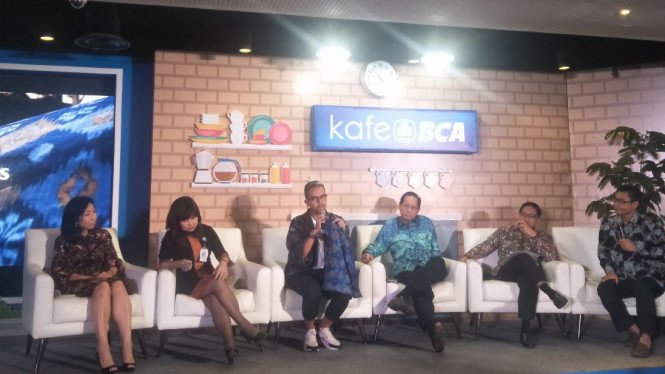 Konferensi pers Indonesian Legacy Into the Spotlight