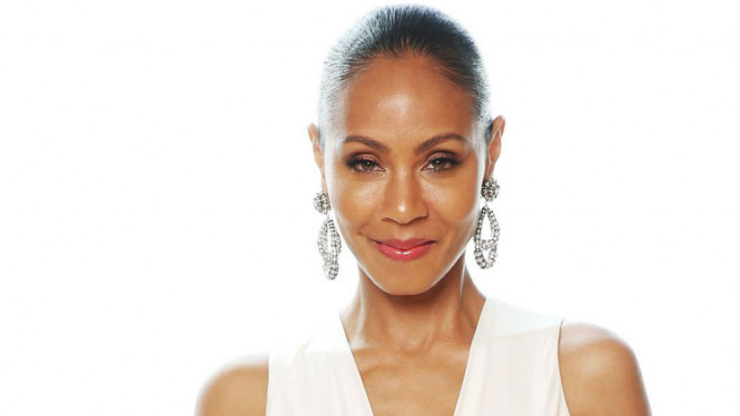 Jada Pinkett Smith.