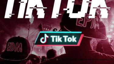 Aplikasi Tik Tok, salah satu anak usaha Bytedance Technology.