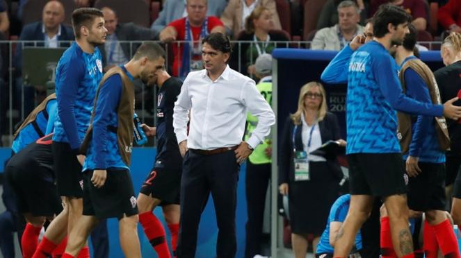 Pelatih Timnas Kroasia, Zlatko Dalic