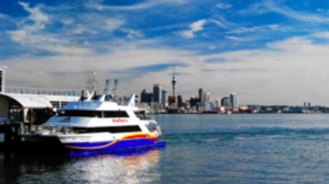 Traveling ke Selandia Baru.