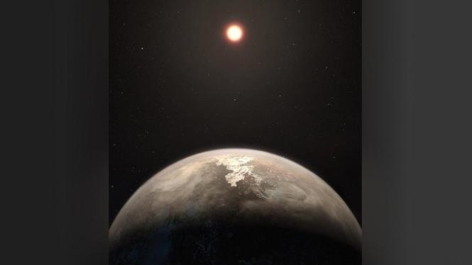 Planet luar Tata Surya Ross 128b