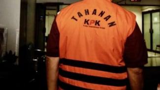 Rompi tahanan KPK atas kasus korupsi. (Foto ilustrasi)